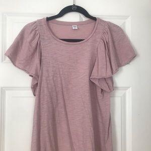 Old Navy Pink Top